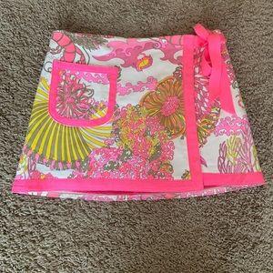 Nanette Lepore Swim cover up skirt size 2